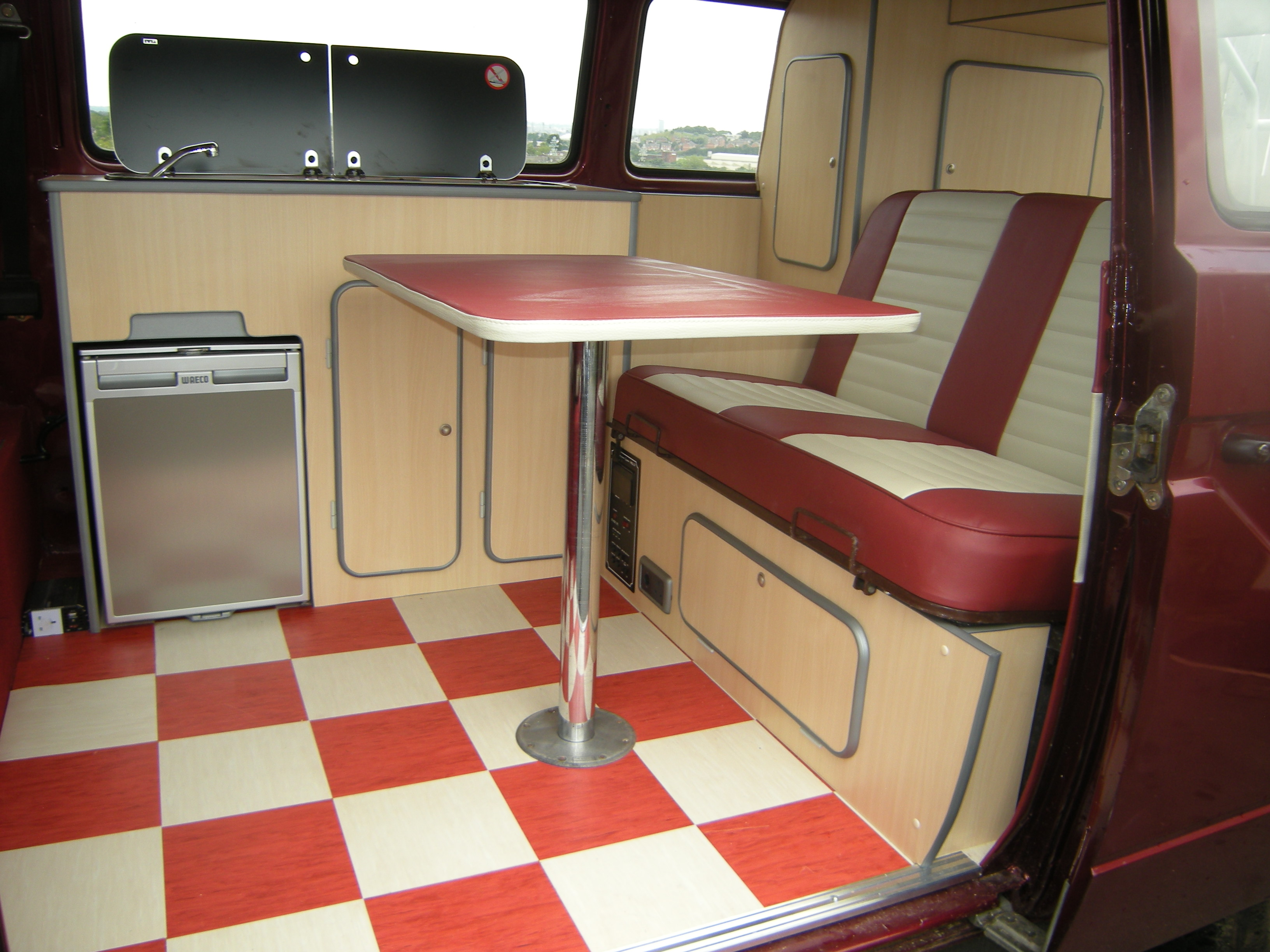 Camper Van Conversions Yorkshire Is Something That I Specialise In Have Been Fitting Out Vans From My Premises