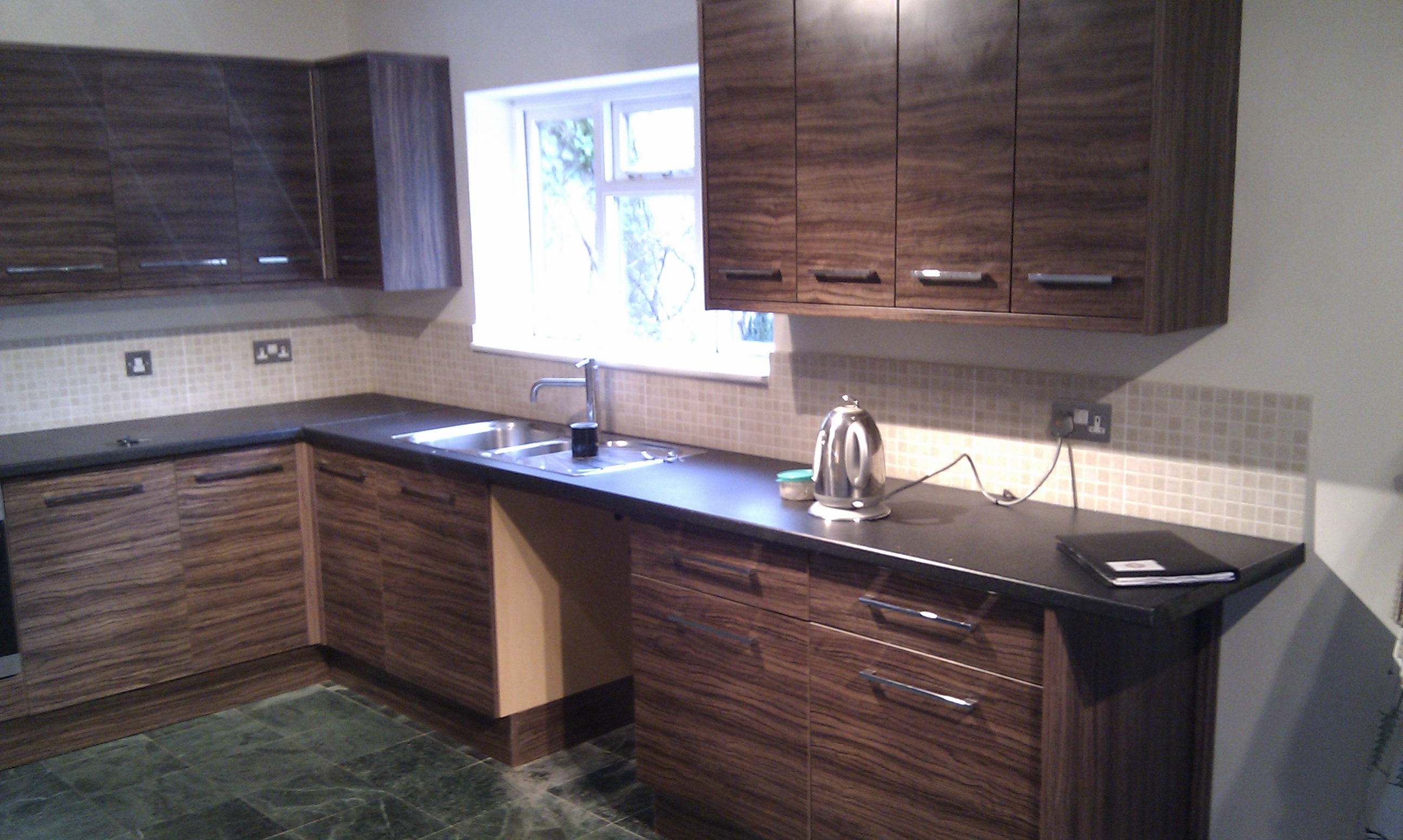 fitted kitchen manchester