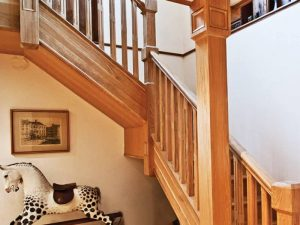 Fitted Staircases